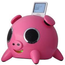 iPod Pig