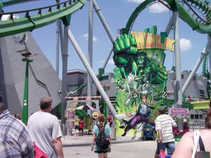 Entrance to the hulk