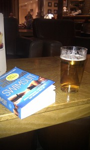 Book and beer