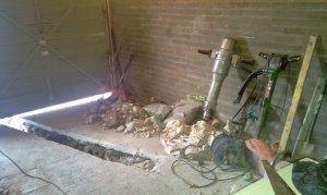 Garage Trench