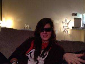 Emily in 3D