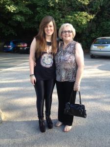 Emily and her Nana
