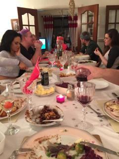 xmas 2014 meal