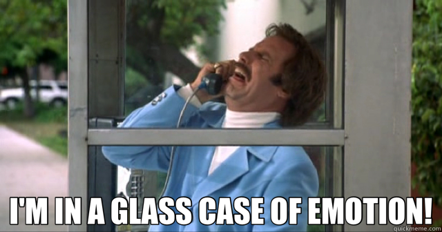 Ramblings From A Glass Case Of Emotion